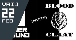 Club U invites Bloodclaat