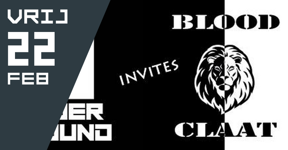 Club U invites Bloodclaat
