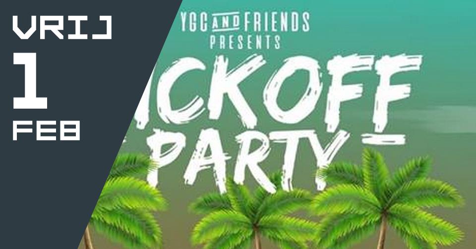YGC & Friends Kick off Party